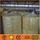Eco friendly glass wool rock wool insulation materials for steel frame buildings