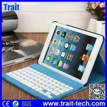 Three Systems Universal Detachable bluetooth keyboard case for ipad mini