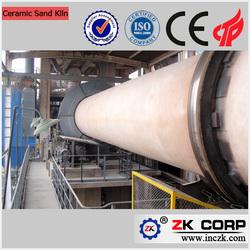 Energy saving Good sealing Cement Clinker Grinding rotary klin