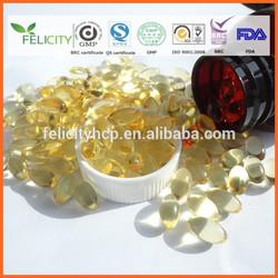500mg 100% pure linseed oil capsules/ softgel in bulk