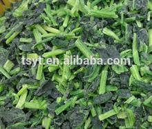 frozen spinach market price