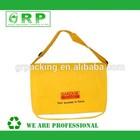 Fluorescent yellow design School Backpack Shoulder Bag