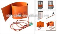 1.5 mm 220v flexible silicone heating pad specific heater japanese kerosene heater