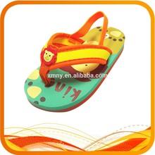 cartoon lion kid sandal