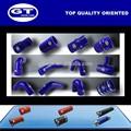 La manguera de silicona distribuidor/perfecto rendimiento intercooler manguera/de alta temperatura de la manguera flexible de todos los tipos