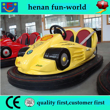 Exciting Running !!! indoor amusement bumping car battery bumper cars