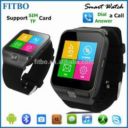Hot Sell 1.3MP camera SIM TF 1.54inch child watch phone