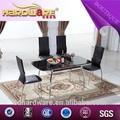 2015 muebles para el hogar pequeña mesa de comedor con pequeño tamaño de mesa plegable de madera
