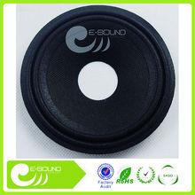 4 inches two rims foam edge dot paper speaker cone-25mm ZP100-32C-NXH1A8M4A