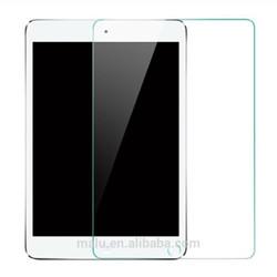 9H anti-scratch electrostatic tempered glass screen protectors for ipad mini 2 3