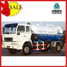 china SINO sewage tank truck 10000L low price sale in vietnam
