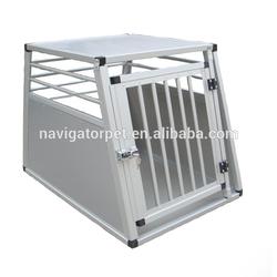 New Design Aluminum Dog Cage