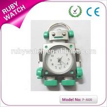 robot pendant pocket watches stylish anime robot watch