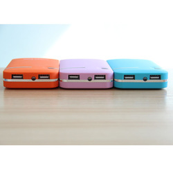 manual for oem heated power banks battery charger for promotion
