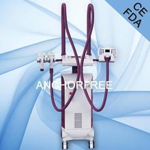 6 In 1 Lipo Ultrasonic Cavitation RF Vacuum Cryo Slimming Beauty Machine Shape Smooth