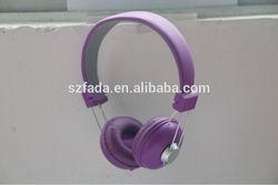 Big Discount Promotion Product Handfree plastic headphone