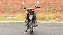 Motorcycle 3 wheeler motorcycle chopper