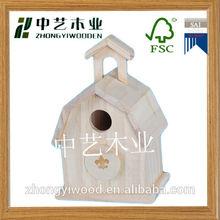lively handmade wooden craft bird house decorative bird home