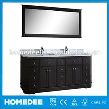 Hot Sale Modern Mirror Wooden Bathroom Vanity Cabinet,bathroom vanity furniture