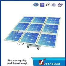 315W Small Solar Power System/Solar Generation System /Portable solar generator (Movable)