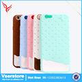 휴대 전화 케이스 제조업체 저렴한 휴대 전화 케이스- 얼음 크림 컬러 대한 iphone6 전화 뒷면 커버