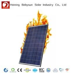 HOT!!! 2015 poly yingli style solar panel, solar PV module