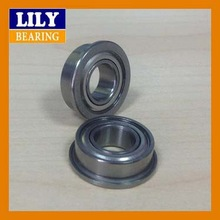 High Performance Flanged Ball Bearing Wth Extended Inner Ring