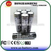 ultrafire 18650 6000mah battery 3.7v 6000mah li-ion battery 18650 3.7v 6000mah li-ion battery