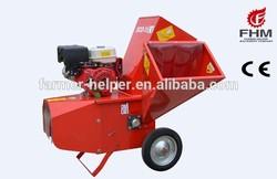 2015 hot sale Honda engine wood chipper shredder machinery for sale