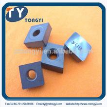 tungsten carbide annular cutter with high precision