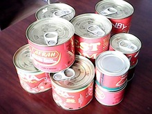 China alibaba cheap canned food brand organic tomatoes