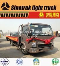Howo 4x2 3.5 ton sino caminhão leve
