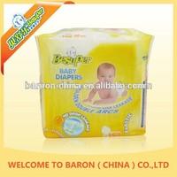 OEM supply printed factory baby diaper in turkey