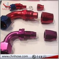 Surface Flexible Hose ce 38mm hydraulic press crimp fitting