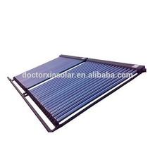 world popular plastic solar water heater collectors price