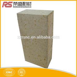 Refractory high alumina brick for cement kiln