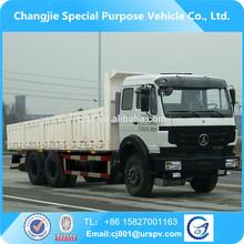 10 wheel standard dump truck dimensions
