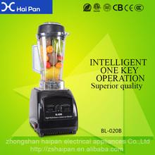 industriali di alta qualità commerciale elettrodomestico frutta frullatore con macina a secco