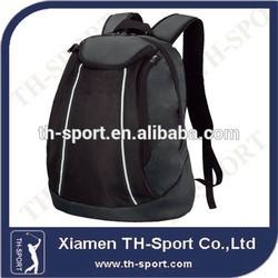 Black Waterproof Sports Bag Golf Sports Bag