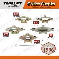 Made in China low price scissoring jacks manufacturers