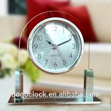 Acrylic table desktop alarm clock