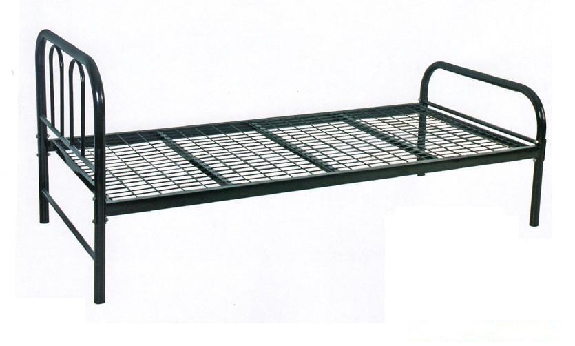 Pas cher m tal lit simple pour l 39 arm e - Lit en metal pas cher ...
