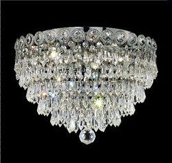 Zhongshan fancy cristal ceiling light fixture