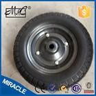 Light Black Foam wheel tyre 3.50-7 carriage wheels