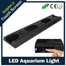90cm high par value 324w LED aquarium light reef, coral, fish tank lighting