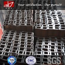 JIS Standard Hot Rolled U Channel c channel Steel/ carbon mild structural steel u channel