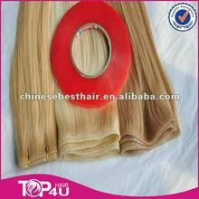 New products 100% no acid european pu soft skin weft