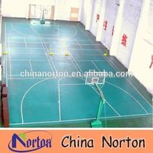 Indoor basketball court flooring NTF-PS053