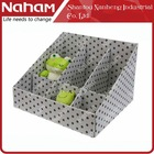NAHAM business Office PVC Leather Organize tray