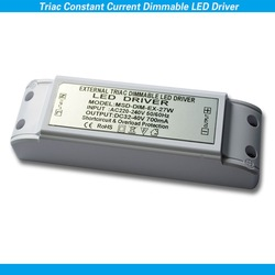 CE SAA C-tick constant current led driver 27W triac dimmable led power driver 700ma 900ma